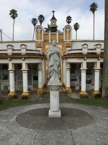 Cementerio de San Esteban. Manizales, Caldas.