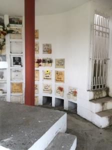 Cementerio de Villamaría, Caldas.
