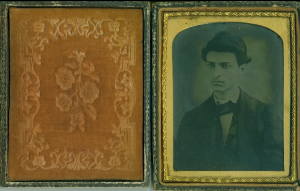 Carlos Senen Pedro Benedeti Polanco. Cerca de 1855. Cortesía de Anthony Myers.