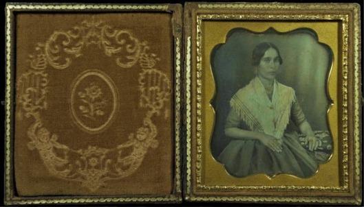 Fermín Isaza, Lucrecia Guerrero Uribe, 1848
