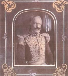 José María Obando. Daguerrotipo